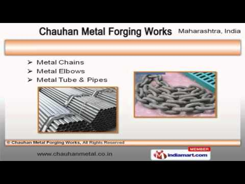 Industrial fasteners & Metal Products by Chauhan Metal Forging Works, Mumbai