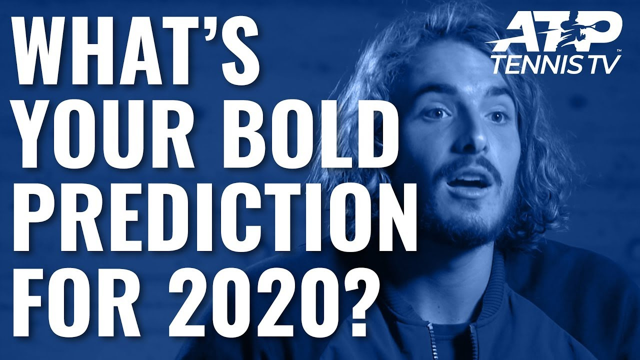"ATP Players Give Their ""Bold"" Predictions for 2020 Season!"