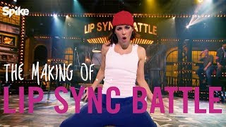 The Making Of… Lip Sync Battle! | Jenna Dewan