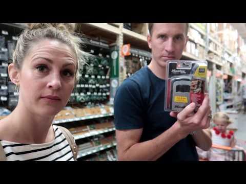 Sister Pushed ME!   (family vlog)
