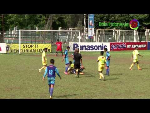 Highlight Liga KG U-14 Panasonic 2015/2016 Pekan ke-27 Bagian ke-3