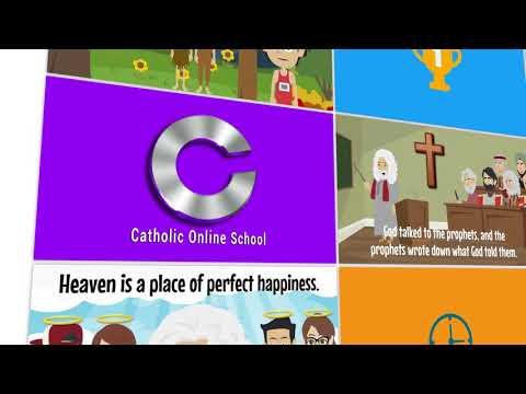 'Imagine' - Catholic Online School HD