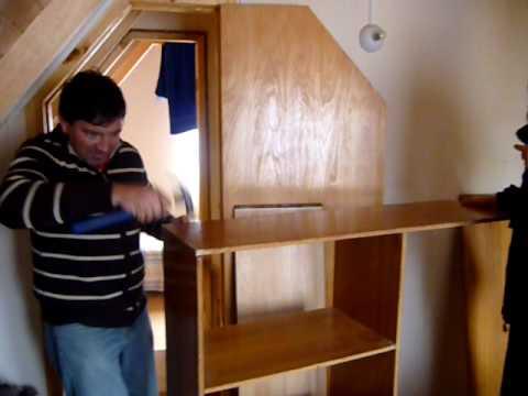 Guia rapida de armado de muebles youtube for Armado de muebles en mdf