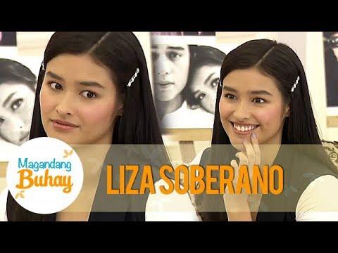Magandang Buhay: Liza says she used to hang out at the cemetery