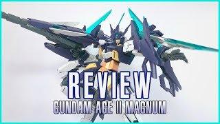 MG 1/100 Gundam AGE II Magnum from Gundam Build Divers by Bandai. Đây là bài Review ngắn về AGE-IIMG Gundam AGEII Magnum xuất hiện trong phim ...