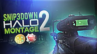 Snip3down Halo Montage 2 - Edited By Snipetality
