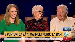Lidia Fecioru, ponturi pentru a avea noroc la bani