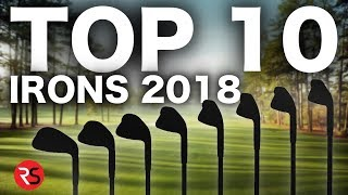 TOP 10 GOLF IRONS 2018 - RICK SHIELS