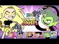 Teen Titans GO! Jump Jousts - Terra is being a Terror (Cartoon Network Games)