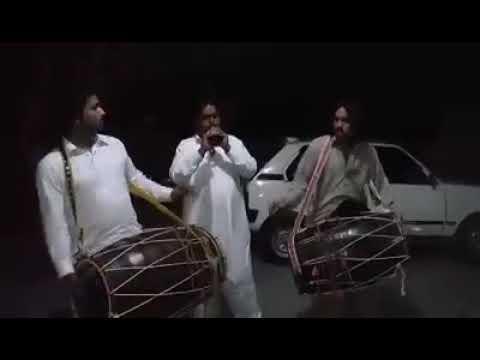 TULO-E-SEHAR HAI SHAM-E-QALANDER - Dhol Group Khuram Shahzad Jhelum