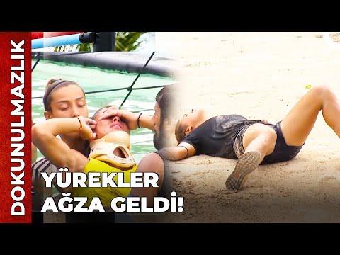 SURVİVOR'DA KORKU DOLU ANLAR!   Survivor 2020