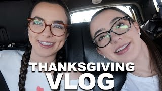 thanksgiving vlog