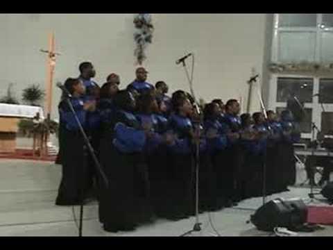 "Howard Gospel Choir - ""Angels we Have Heard on High"""