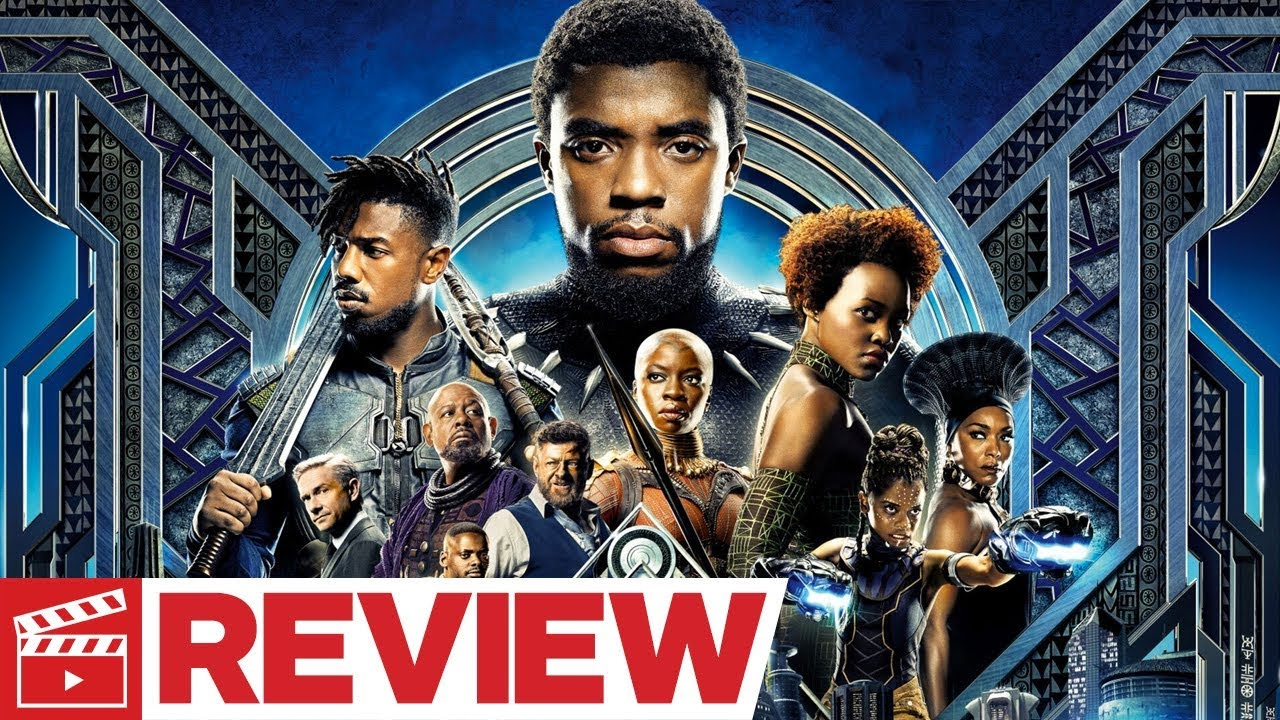 Black Panther Review (2018) SPOILER FREE #1