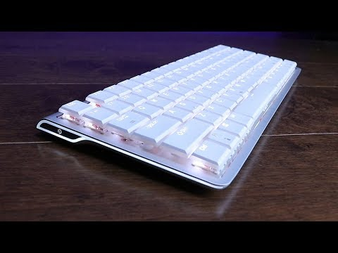 download The Worlds Thinnest Mechanical Keyboard!? Drevo Joyeuse Review