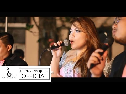 Berry Project - Berharap Tak Berpisah (Reza Cover) Band Wedding Surabaya