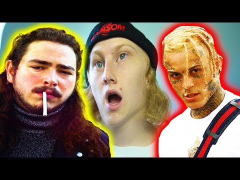 FAVORITE SONGS #11! (POST MALONE, LIL SKIES, TRIPPIE REDD!)