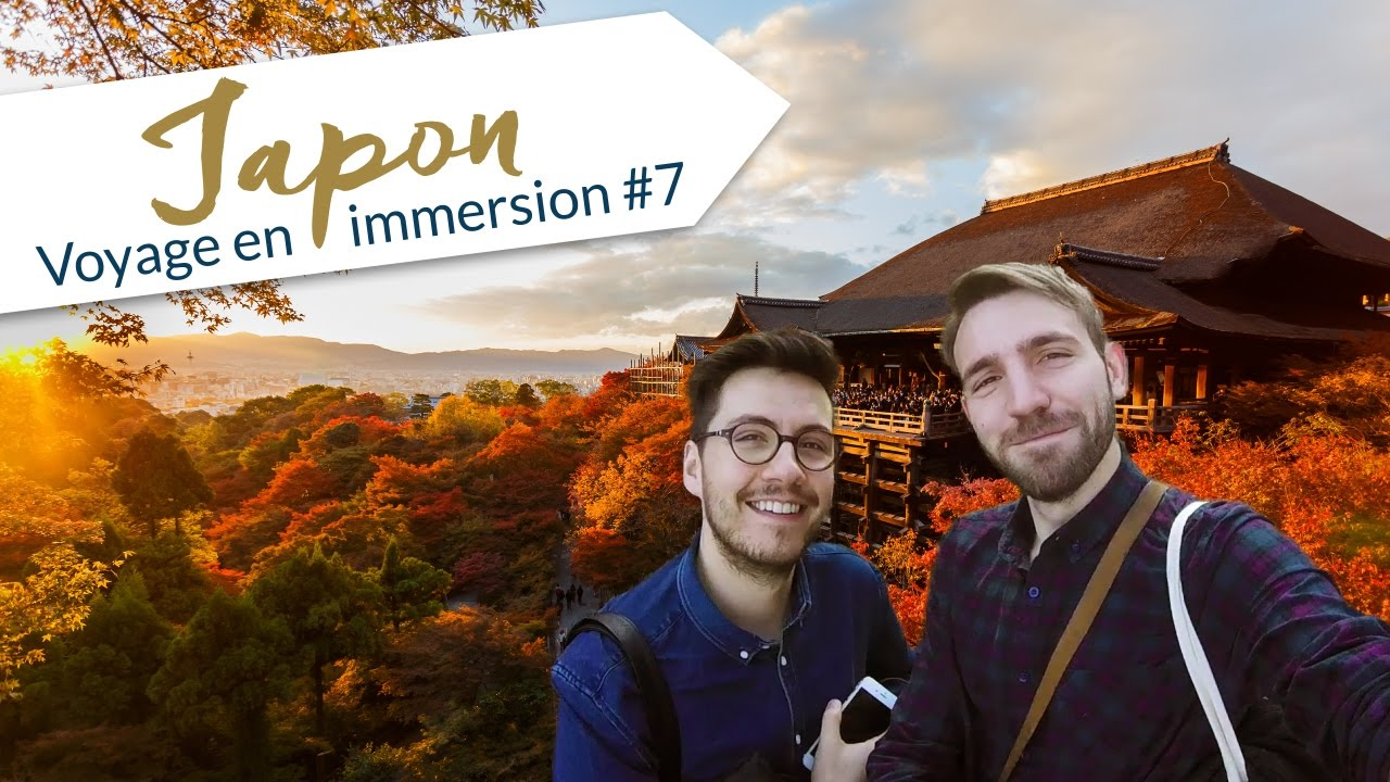 JAPON : Voyage en Immersion - VLOG #7