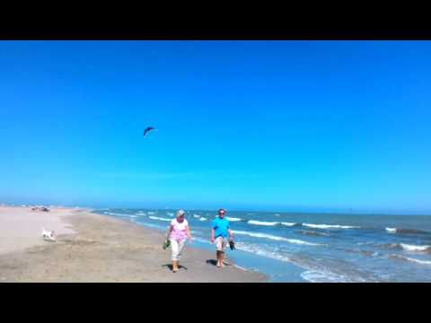 travel Guide France, surfing in beach Camargue,  Provence, French