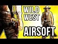 Airsoft WILD WEST | Chapter One | Swamp Sniper