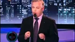 Олег Тягнибок ставить...