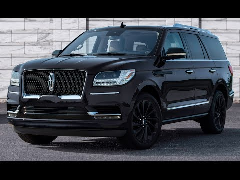 2020 Lincoln Navigator – The most awarded luxury SUV in its class