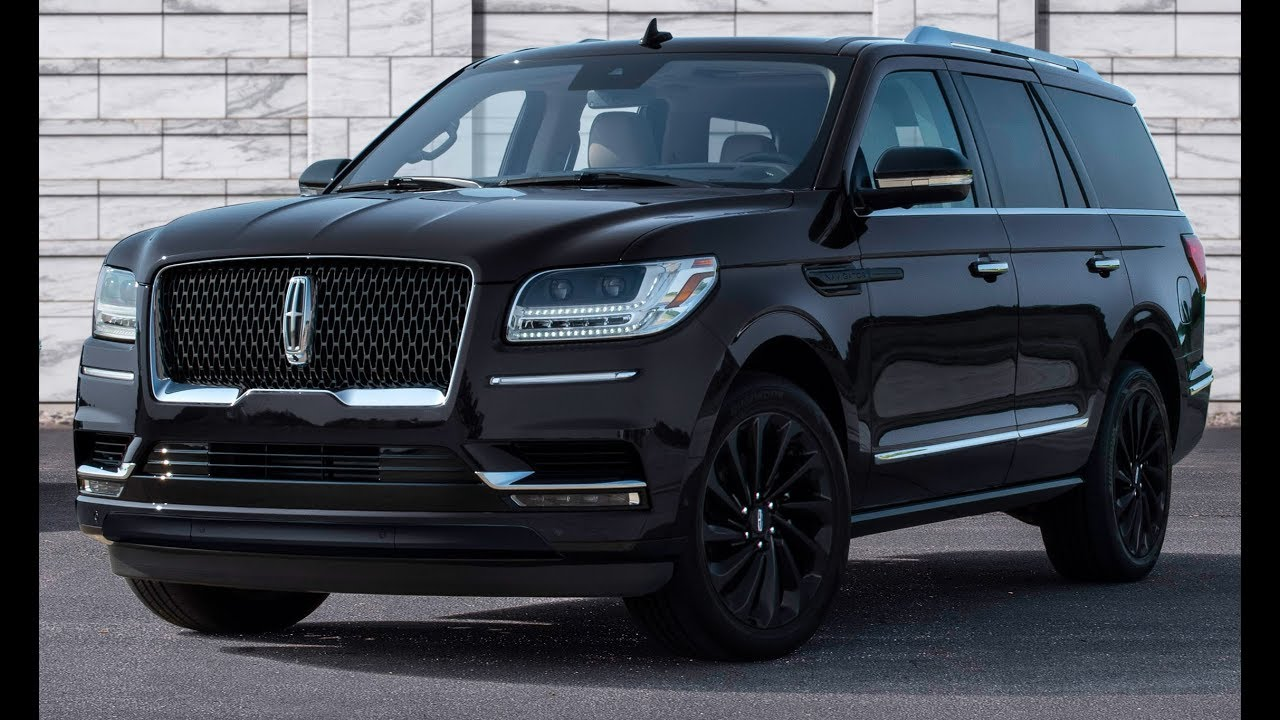 Lincoln Navigator 2020 Review.2020 Lincoln Navigator The Most Awarded Luxury Suv In Its Class