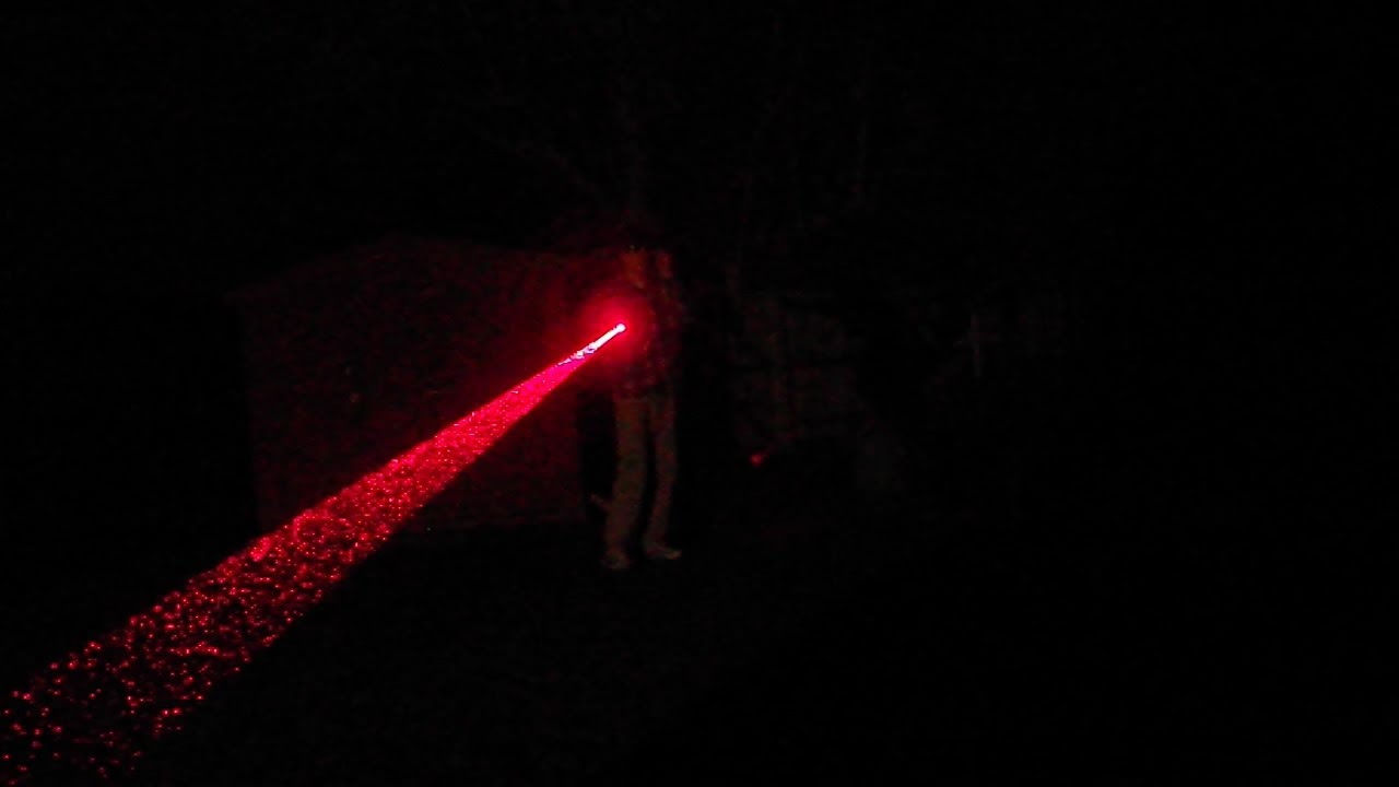 Image Gallery red laser