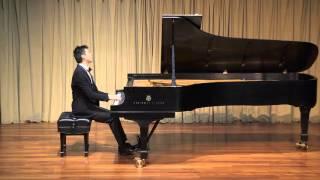 Chopin - Waltz in F Minor, Op. 70, No. 2, Martin Leung