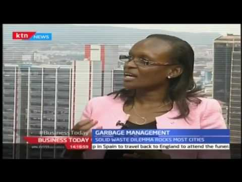 Business Today: Garbage management with Mary Njue