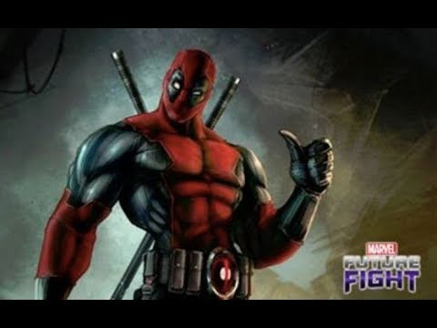 Deadpool Comes To Marvel Future Fight Youtube