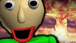 vuclip I FINALLY BEAT IT | Baldi's BASICS in Education and Learning v1.2.2 [7/7 4/4 ENDING]