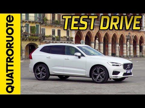 Volvo XC60: prova su strada | Quattroruote