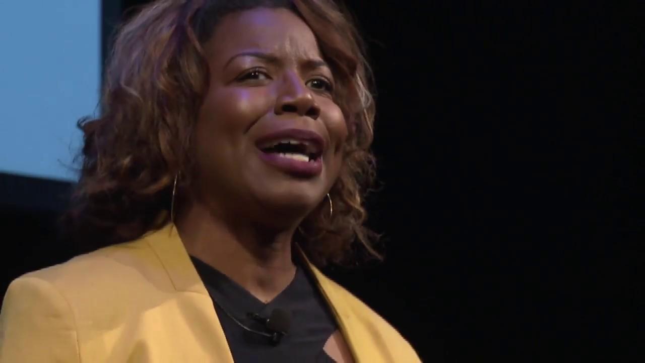 The Hidden Women of STEM | Alexis Scott | TEDxMountainViewCollege