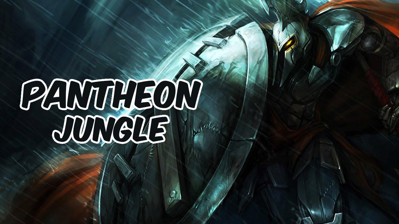 Pantheon jungle vs nidalee diamond season 5 patch 5 18 youtube