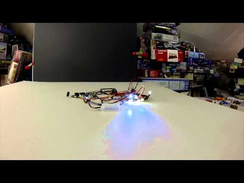 Starling Technologies B9 Robot Plug-N-Play Life Force Quick Test