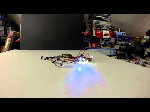 Starling Technologies B9 Robot Plug-N-Play Life Force Quick Test