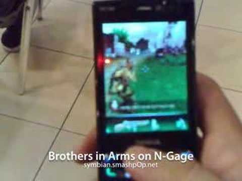 Brothers in Arms on Nokia Ngage