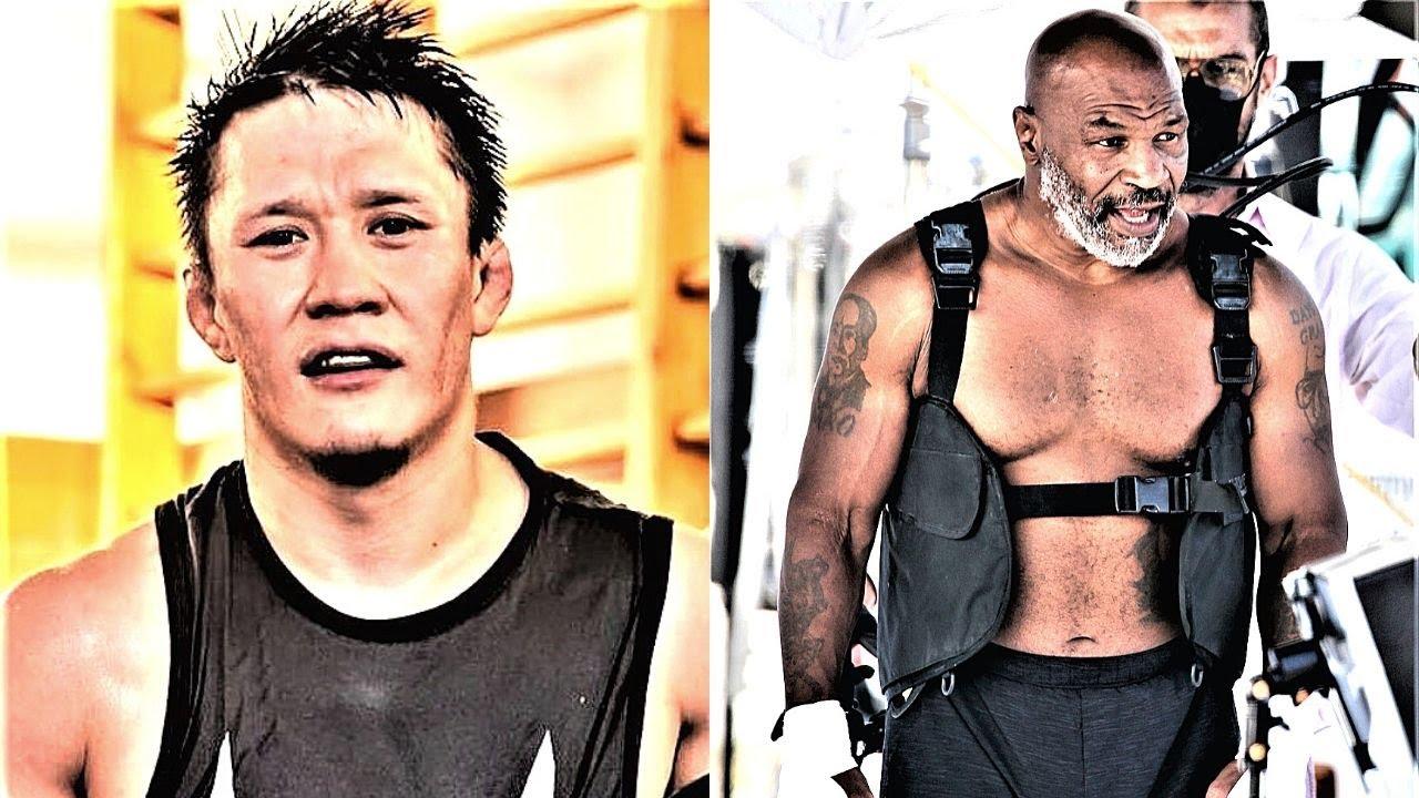 Жумагулов пообещал Big Drama Show, Майк Тайсон сбросил 31 кг! Нереальная форма!