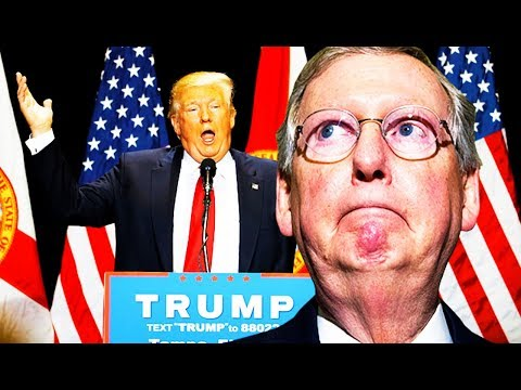 Mitch McConnell Is SO IRRITATED With Trump For Unrealistic Timelines, Having No Clue What He