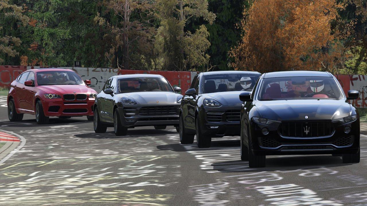 Maserati levante vs bmw x5