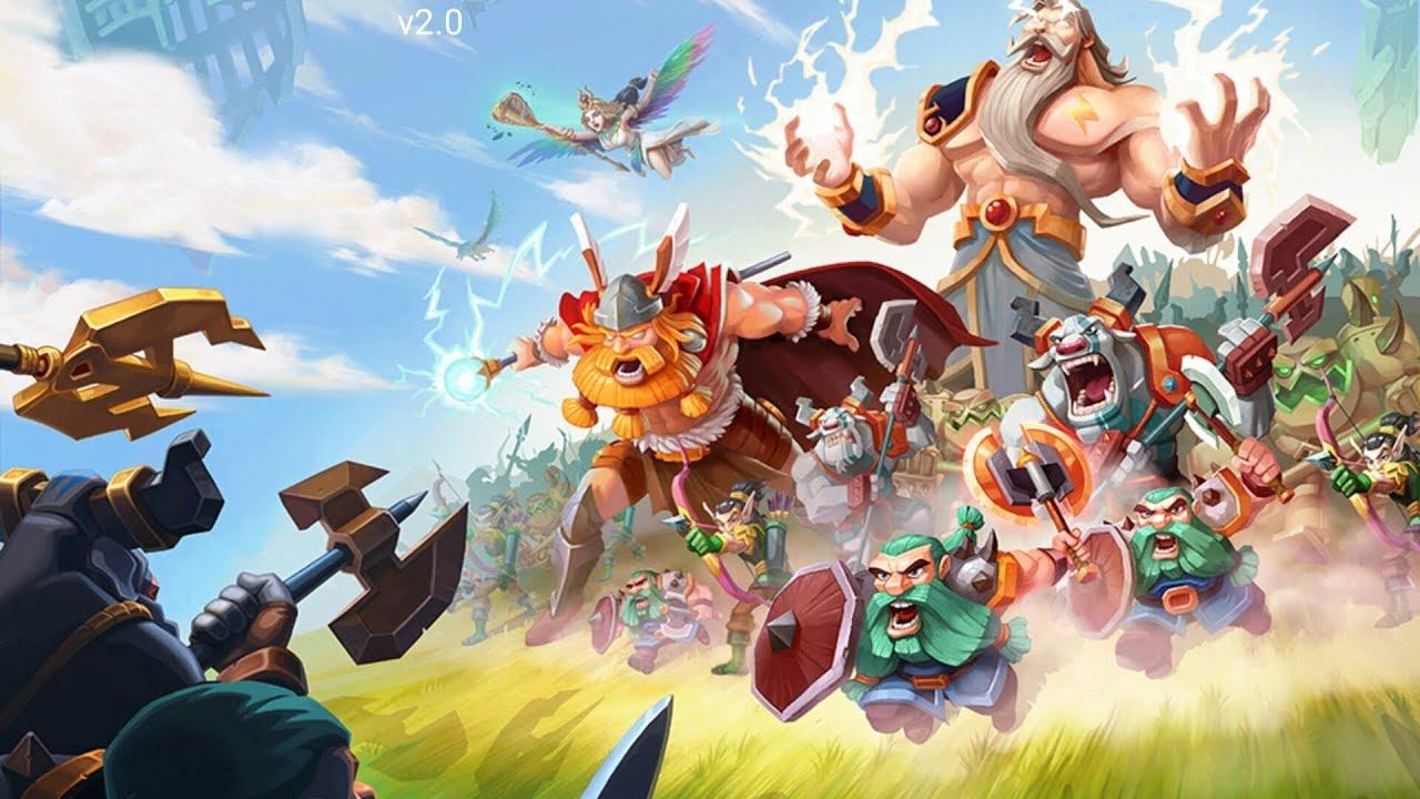 clash of gods game