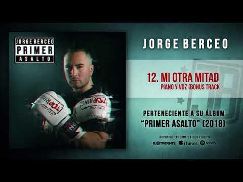 """JORGE BERCEO """"Mírame"""" Piano y voz (Audiosingle)"""