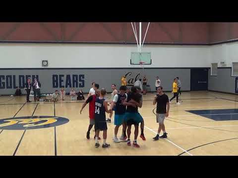 2017 Fall Berkeley IM Men's Basketball Open Final 6of6