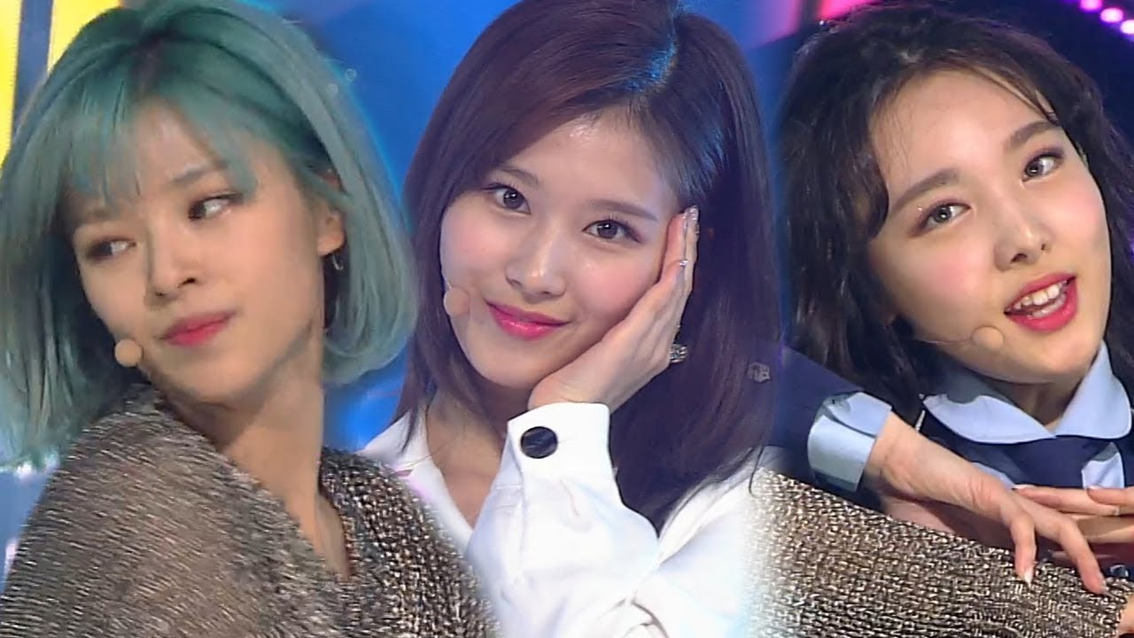 TWICE Takes Home Prestigious Triple Crown From 'Inkigayo,' K-Pop