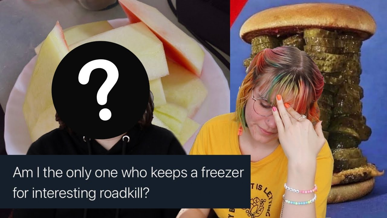 tweets that should NOT exist (with a special guest)