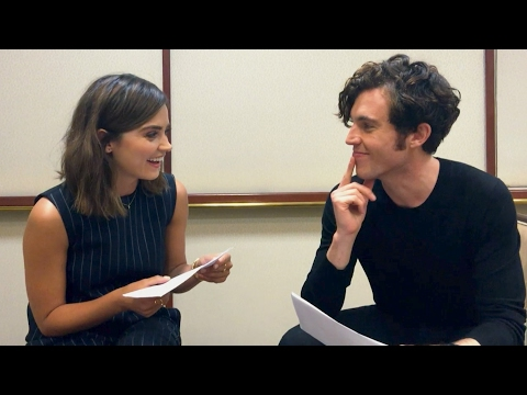 "Victoria: Cast Plays ""Would You Rather?"""