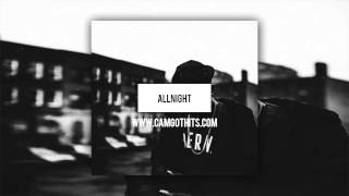 "Bryson Tiller x Drake type beat - "" All night """