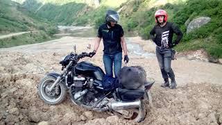 Путешествие на мотоцикле по Cредней Азии 2019 г. / Видео