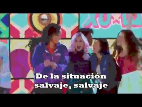 Situation Wild (Sub. Español) XO-IQ    Make It Pop